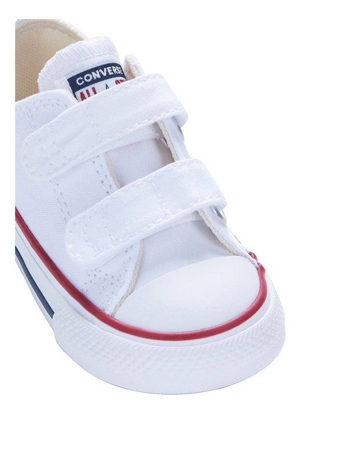 Chuch Taylor All Star 2V Ox Canvas Infant Boys Sneakers image 4
