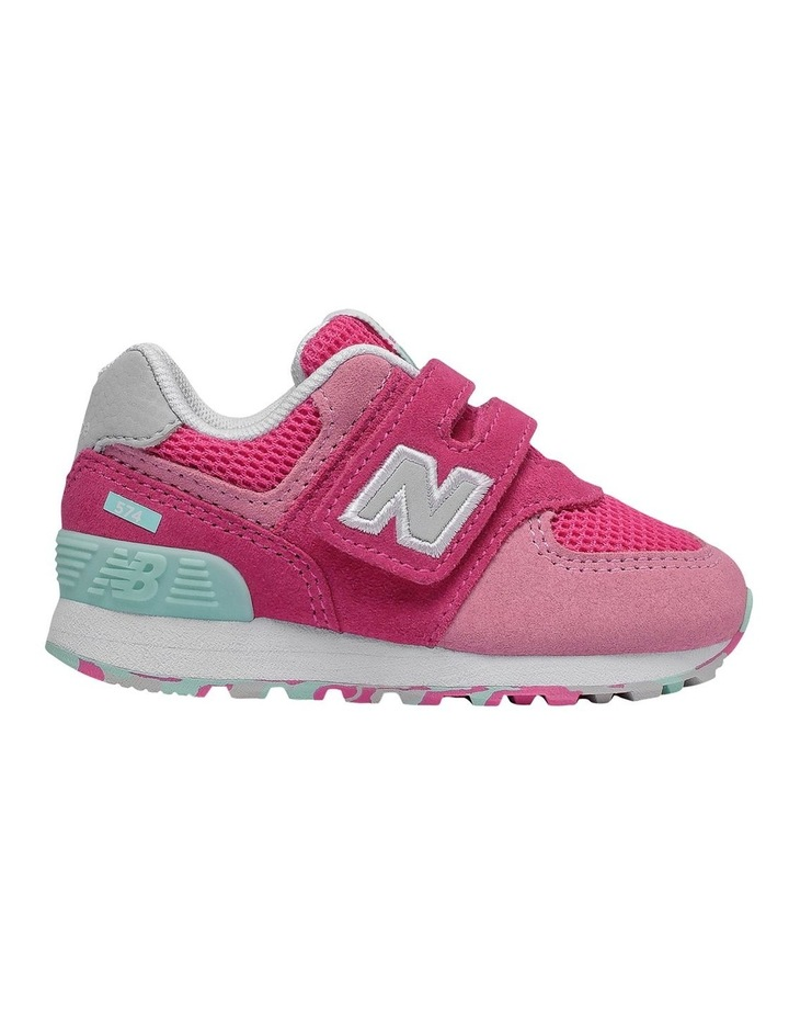 574 Self-Fastening Strap Infant Girls Sneakers image 1