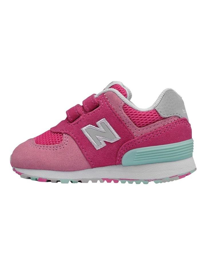 574 Self-Fastening Strap Infant Girls Sneakers image 2