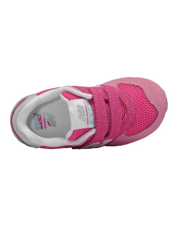574 Self-Fastening Strap Infant Girls Sneakers image 3