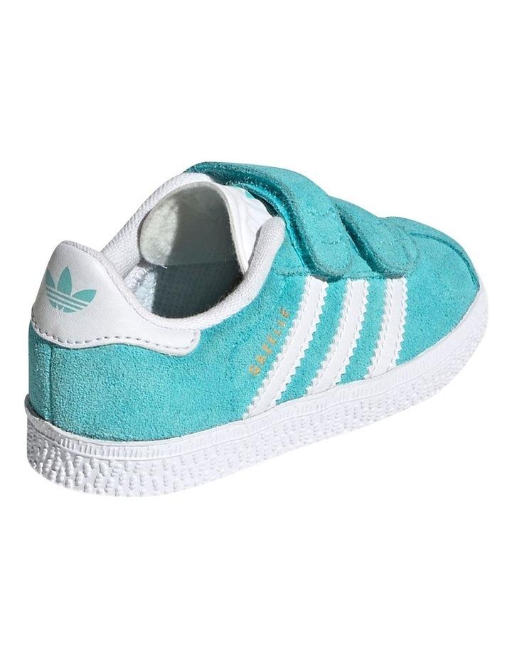 Gazelle Self-Fastening Strap Infant Girls Sneakers image 3