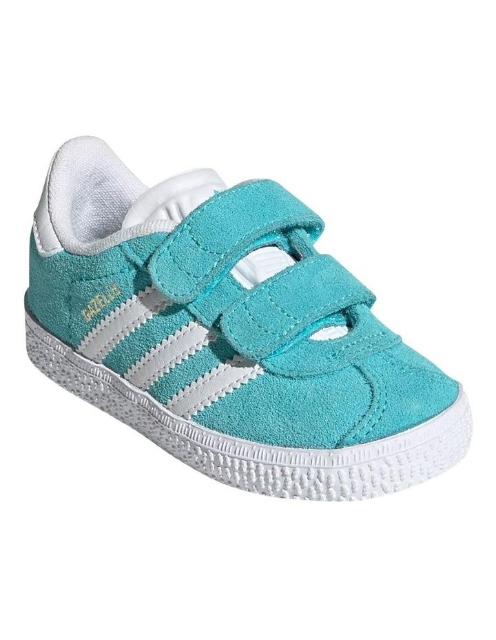 Gazelle Self-Fastening Strap Infant Girls Sneakers image 4