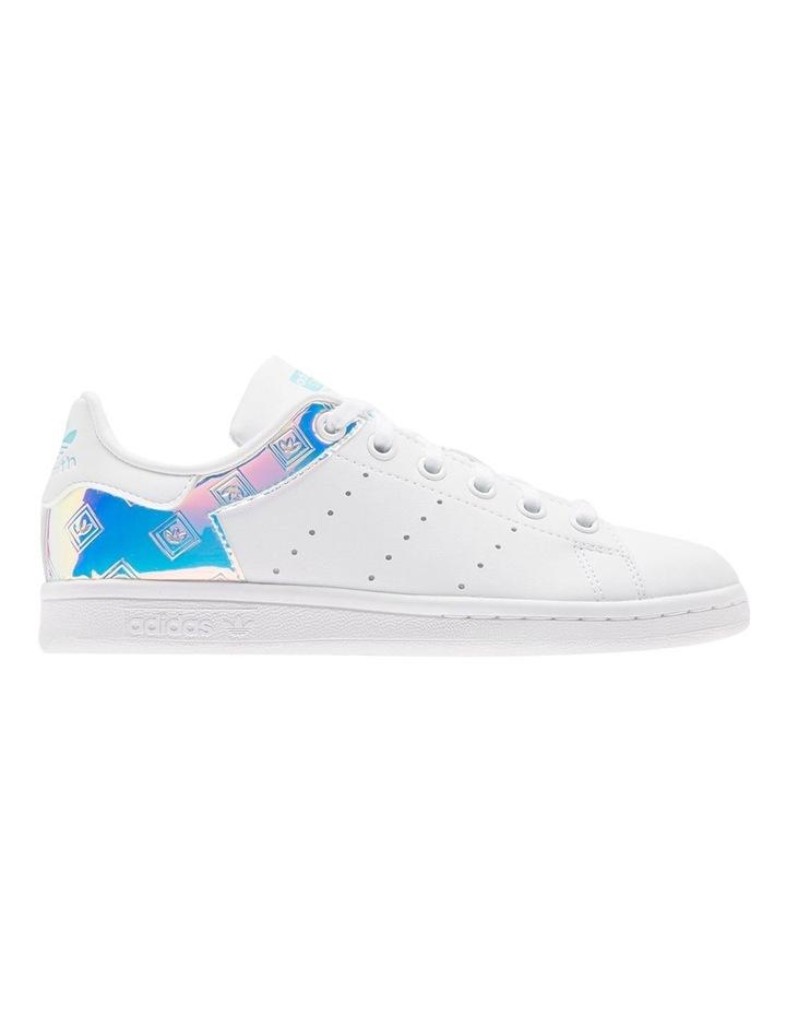 Stan Smith II Grade School White Sneakers image 1