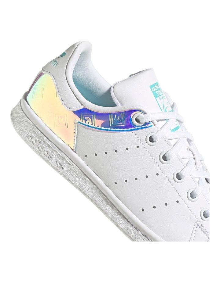 Stan Smith II Grade School White Sneakers image 4