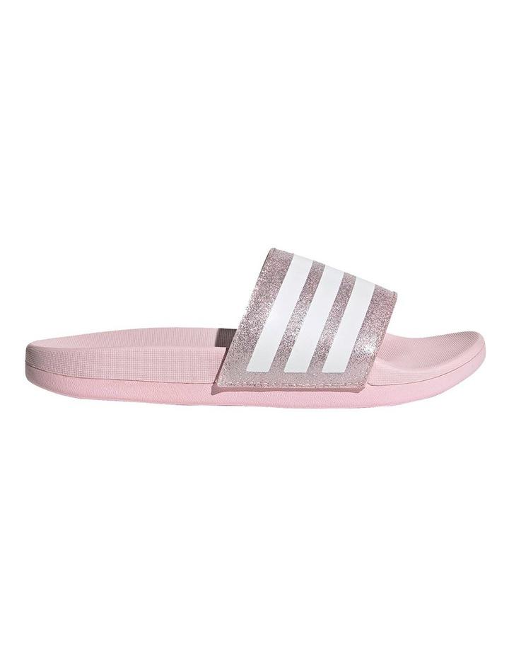 Adilette Comfort K Pink Sandals image 1