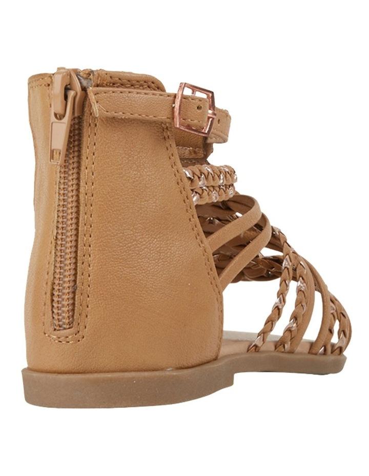 Arianna Natural Sandals image 3