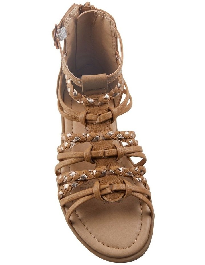 Arianna Natural Sandals image 4