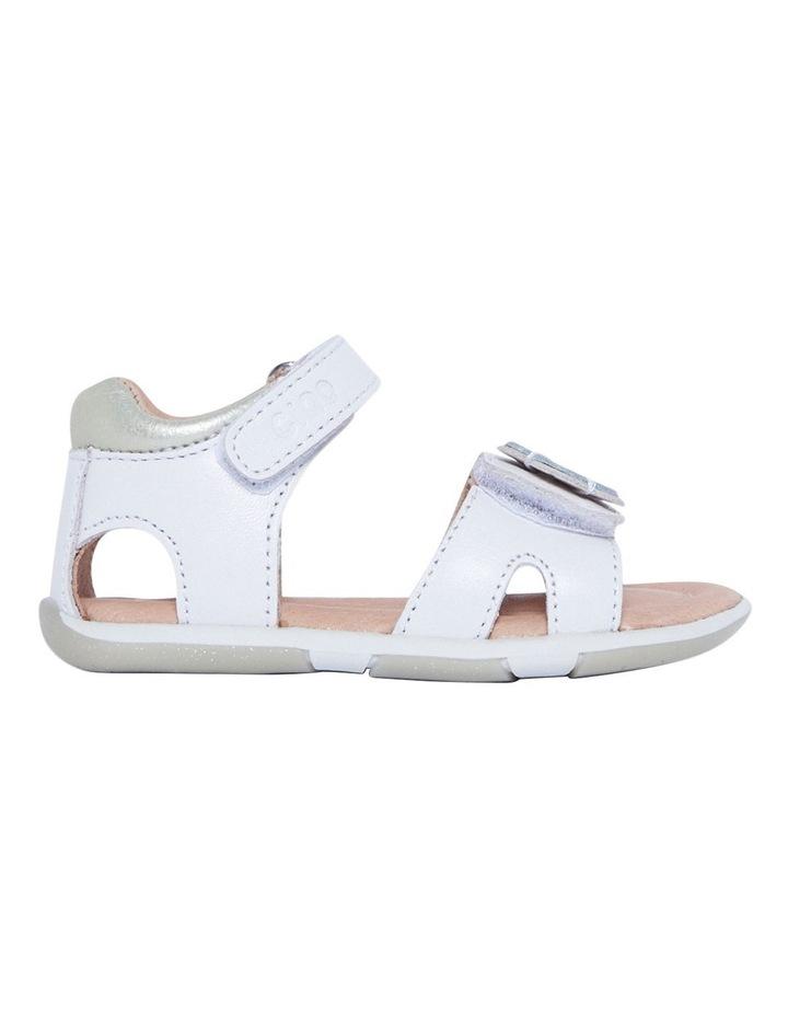 Bonnie White Sandals image 1