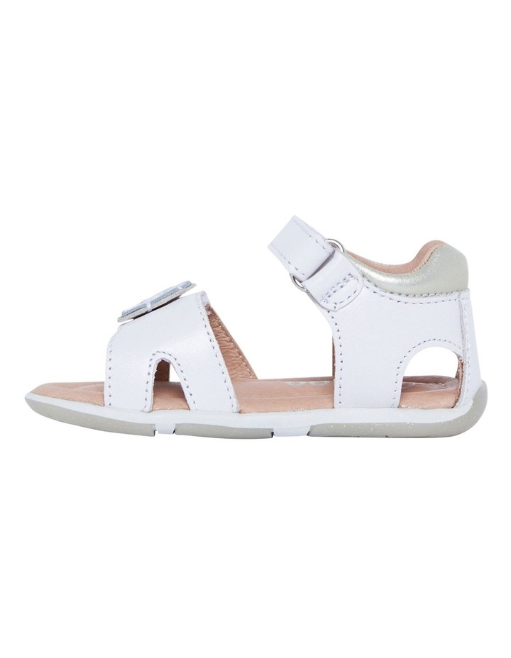 Bonnie White Sandals image 2
