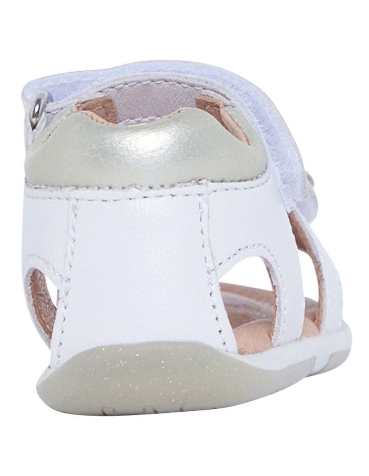 Bonnie White Sandals image 3
