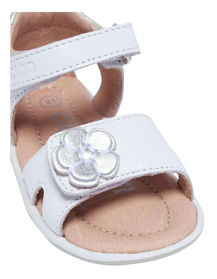 Bonnie White Sandals image 4