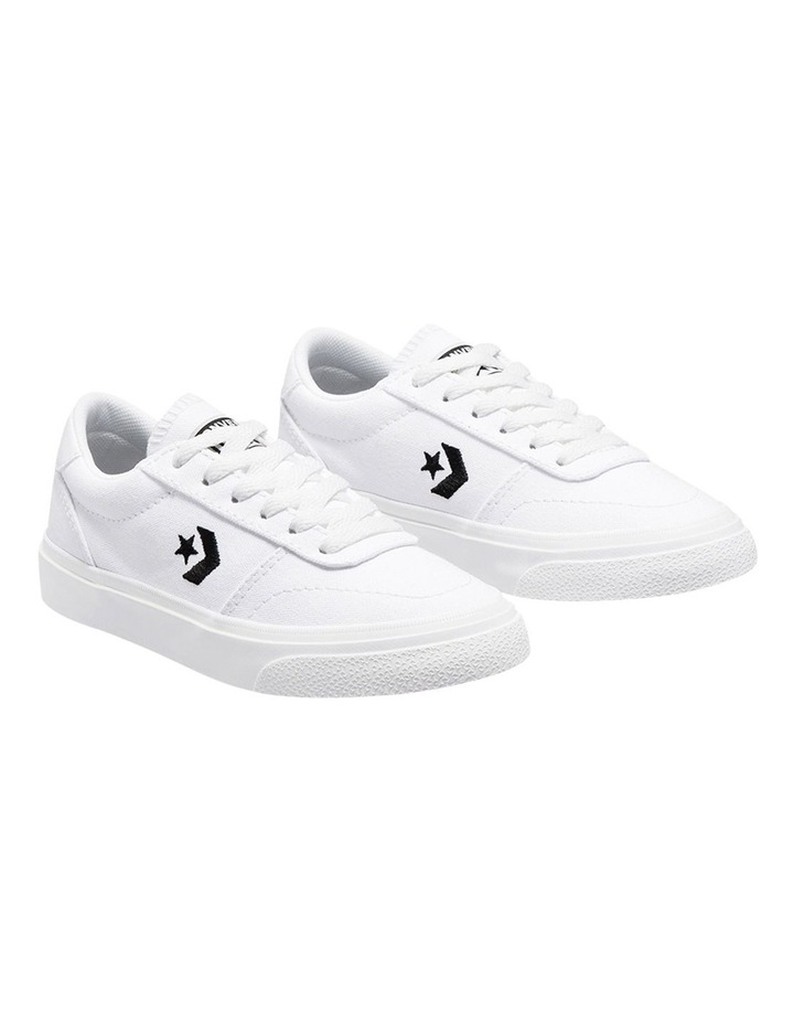 Boulevard Canvas Youth Boys Sneakers image 3