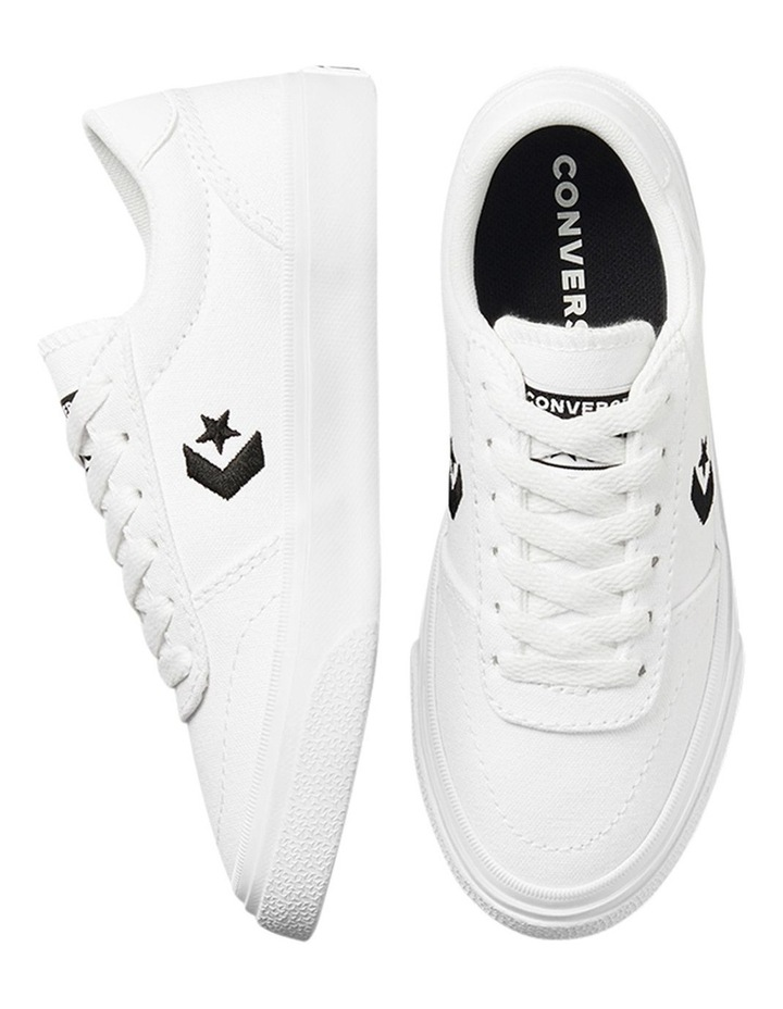 Boulevard Canvas Youth Boys Sneakers image 4