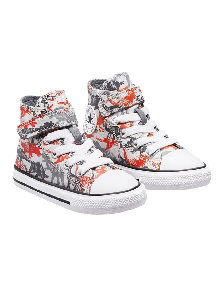 Chuck Taylor All Star Hi Dino Daze Infant Boys Sneakers image 4