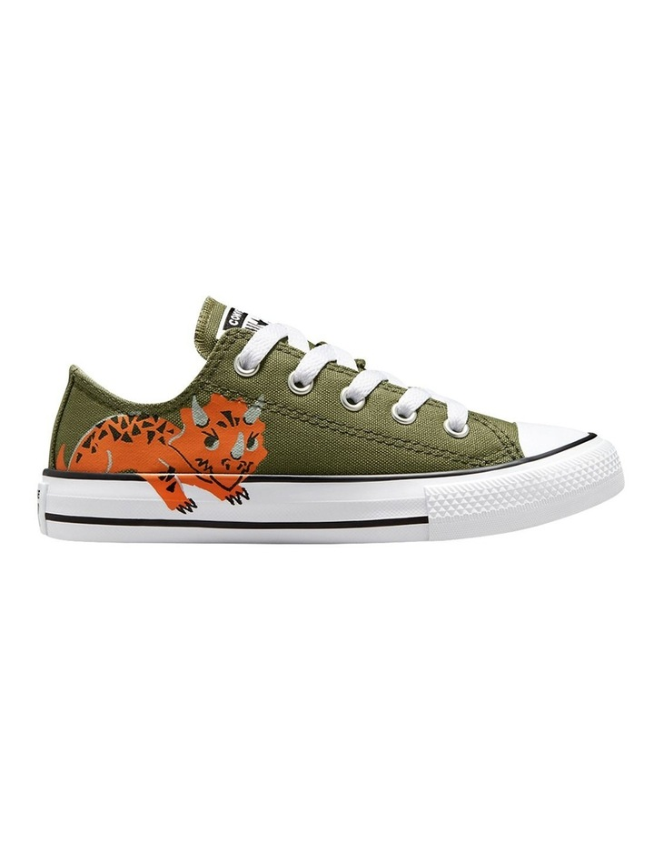 Chuck Taylor All Star Dino Daze Youth Boys Sneakers image 1