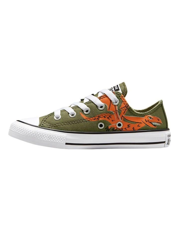 Chuck Taylor All Star Dino Daze Youth Boys Sneakers image 2