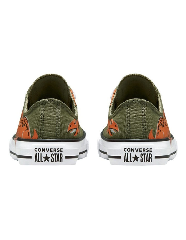 Chuck Taylor All Star Dino Daze Youth Boys Sneakers image 3