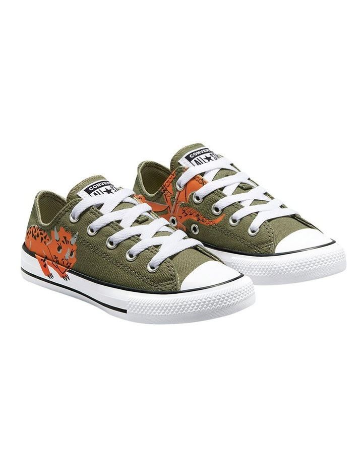 Chuck Taylor All Star Dino Daze Youth Boys Sneakers image 4