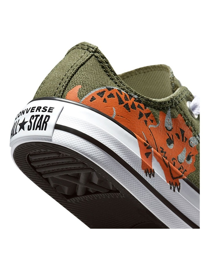 Chuck Taylor All Star Dino Daze Youth Boys Sneakers image 5