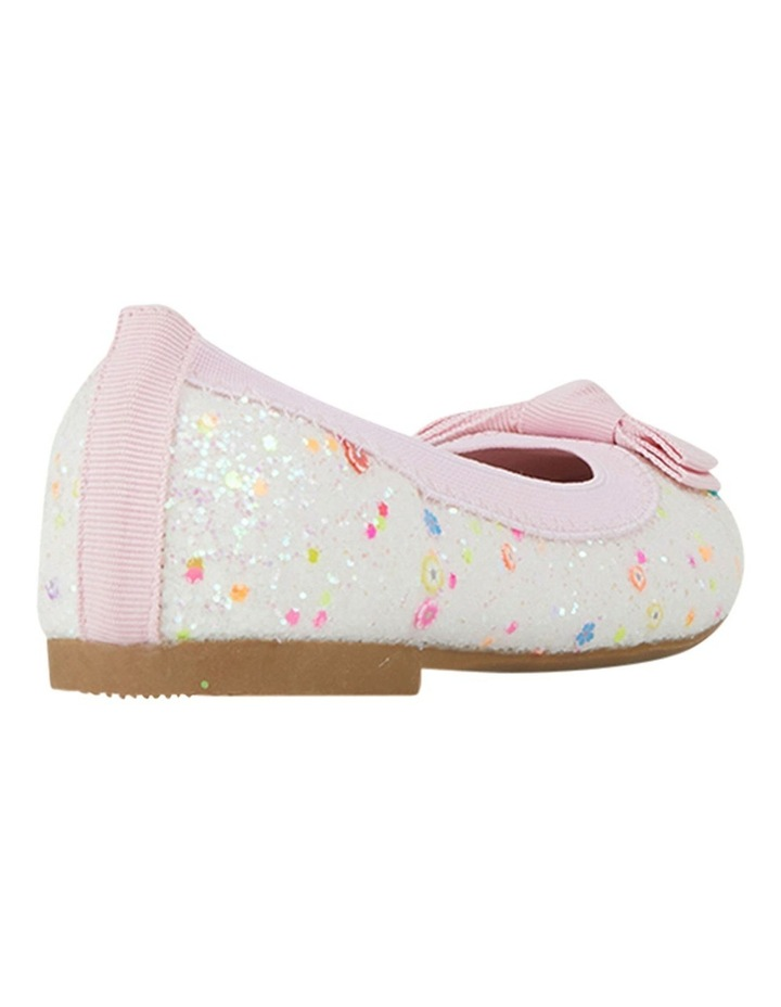 Keely Chunky Glitter Ballet Flats Girls Shoes image 3