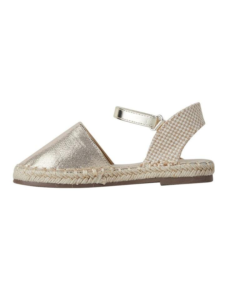 Kayla Espadrille Girls Shoes image 2