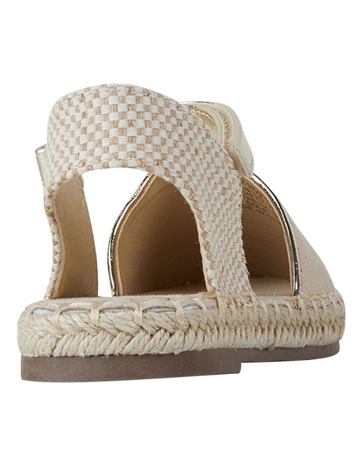 Kayla Espadrille Girls Shoes image 3