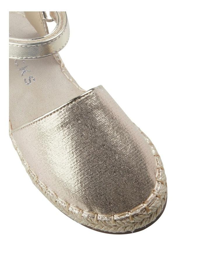 Kayla Espadrille Girls Shoes image 4