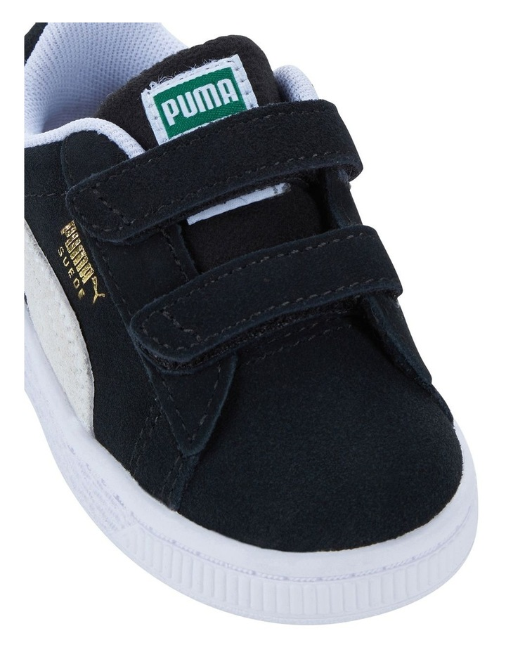 Suede Classic XXI Self-Fastening Infant Boys Sneakers image 4