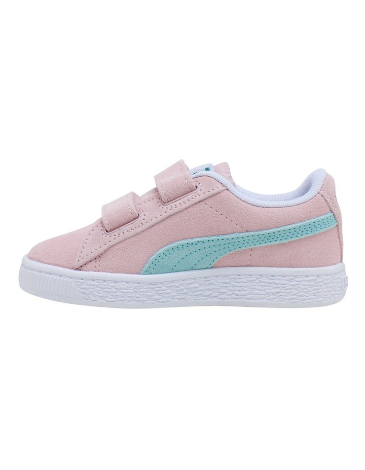 Suede Classic XXI Pre-School Infant Girls Sneakers image 3