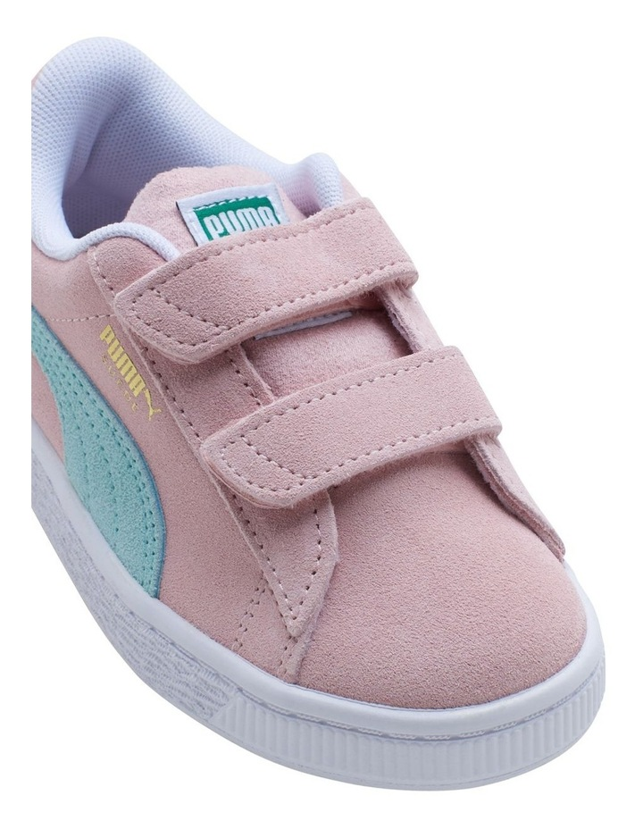 Suede Classic XXI Pre-School Infant Girls Sneakers image 4