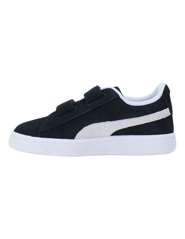 Suede Classic XXI Self Fastening Pre School Boys Sneakers image 2