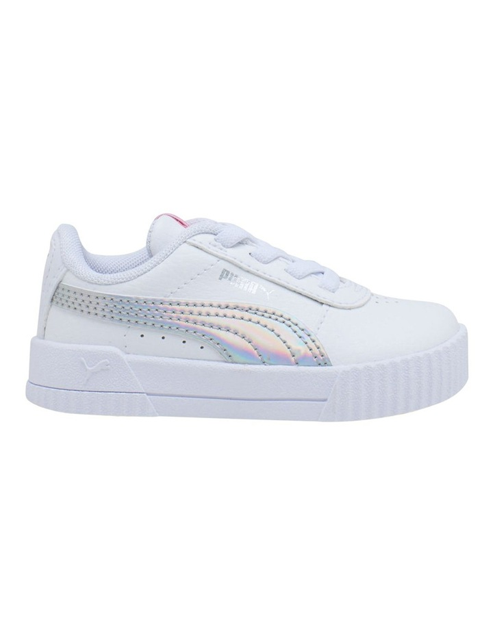 Carina Rainbow EL Infant Girls Sneakers image 1