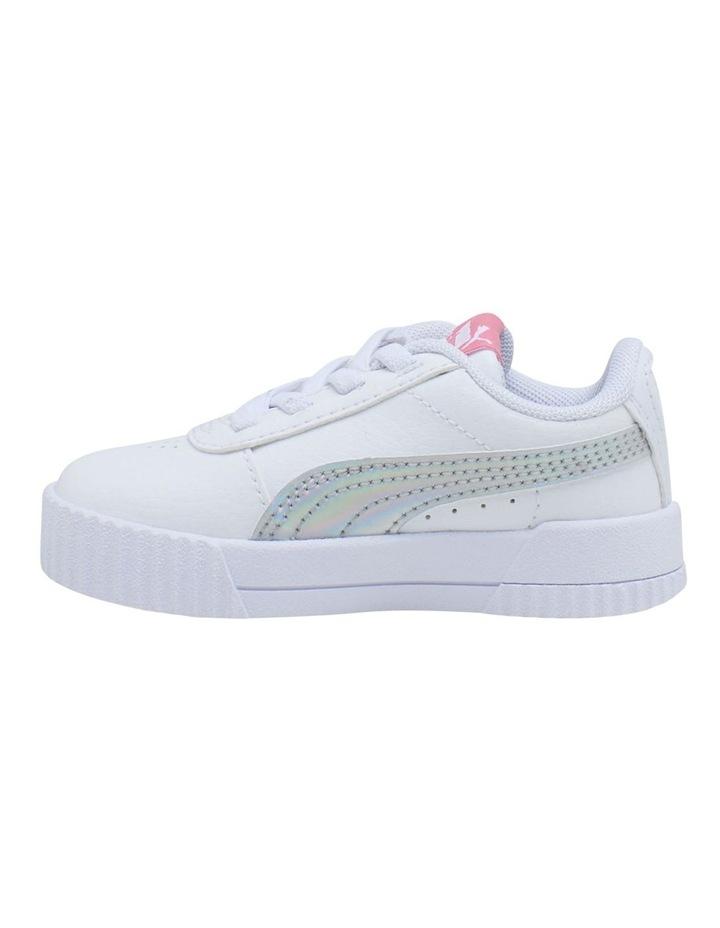 Carina Rainbow EL Infant Girls Sneakers image 3