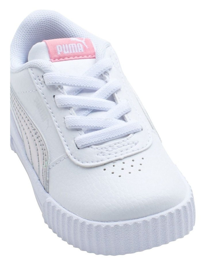 Carina Rainbow EL Infant Girls Sneakers image 4