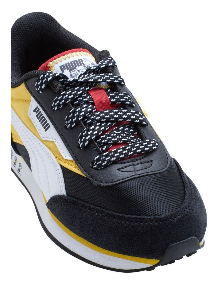 Peanuts Future Rider Pre-School Boys Sneakers image 4