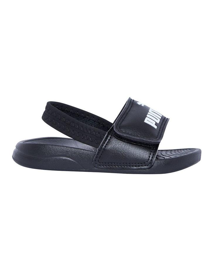 Popcat 20 Infant Black/White Sandals image 1
