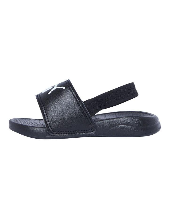Popcat 20 Infant Black/White Sandals image 2