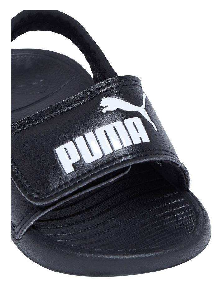 Popcat 20 Infant Black/White Sandals image 4