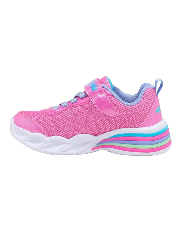 Sweetheart Lights Shimmer Youth Girls Sneakers image 3