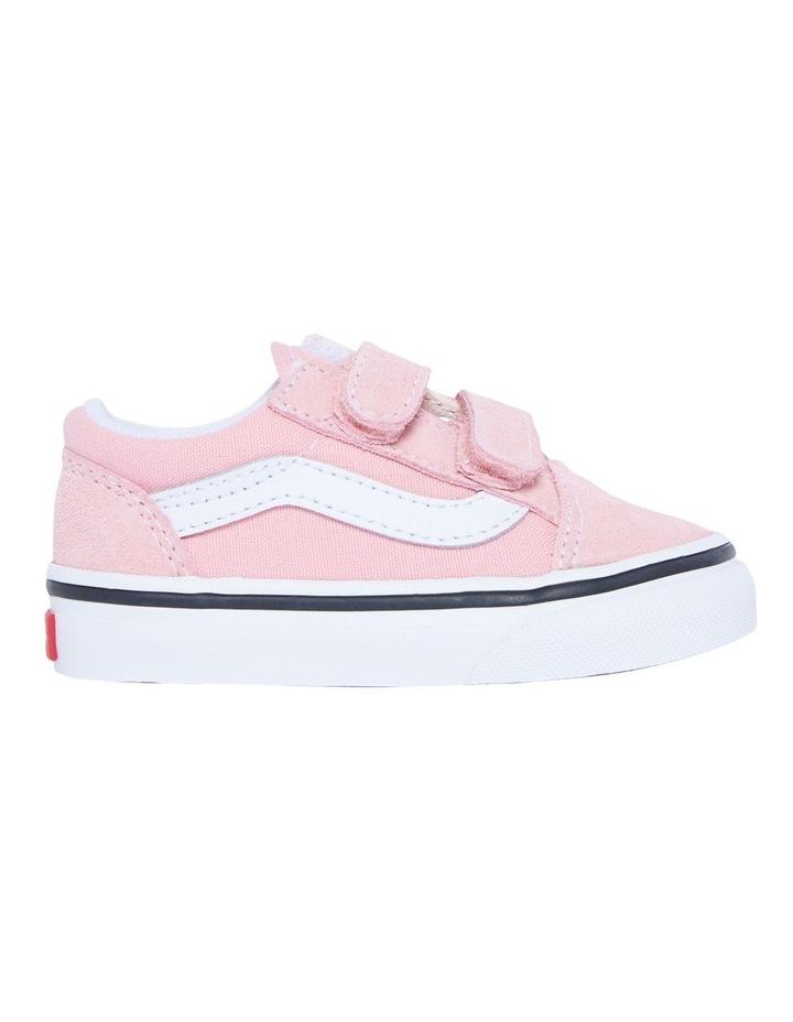 Old Skool Suede V Infant Pink Sneakers image 1