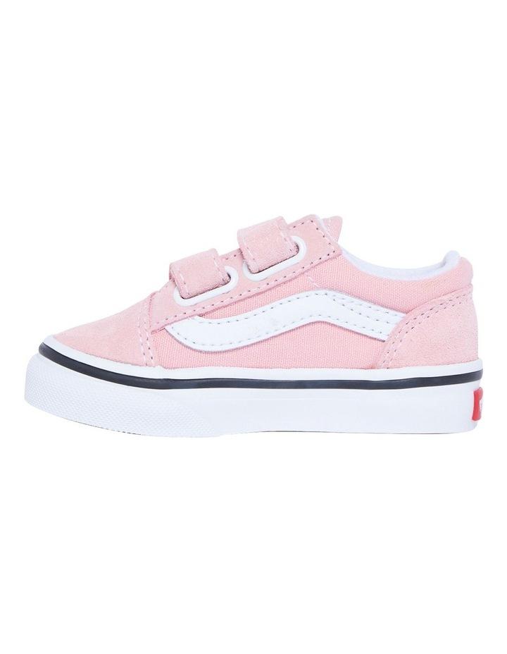 Old Skool Suede V Infant Pink Sneakers image 2