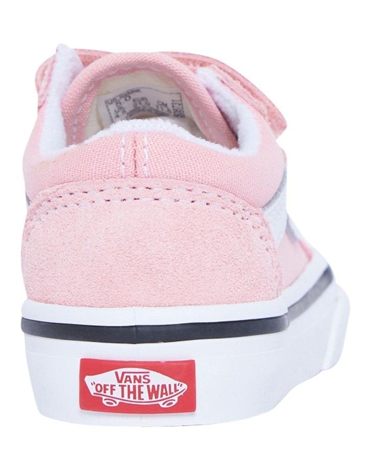 Old Skool Suede V Infant Pink Sneakers image 3