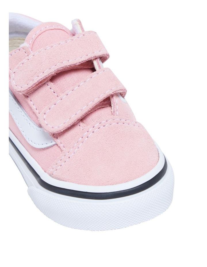 Old Skool Suede V Infant Pink Sneakers image 4