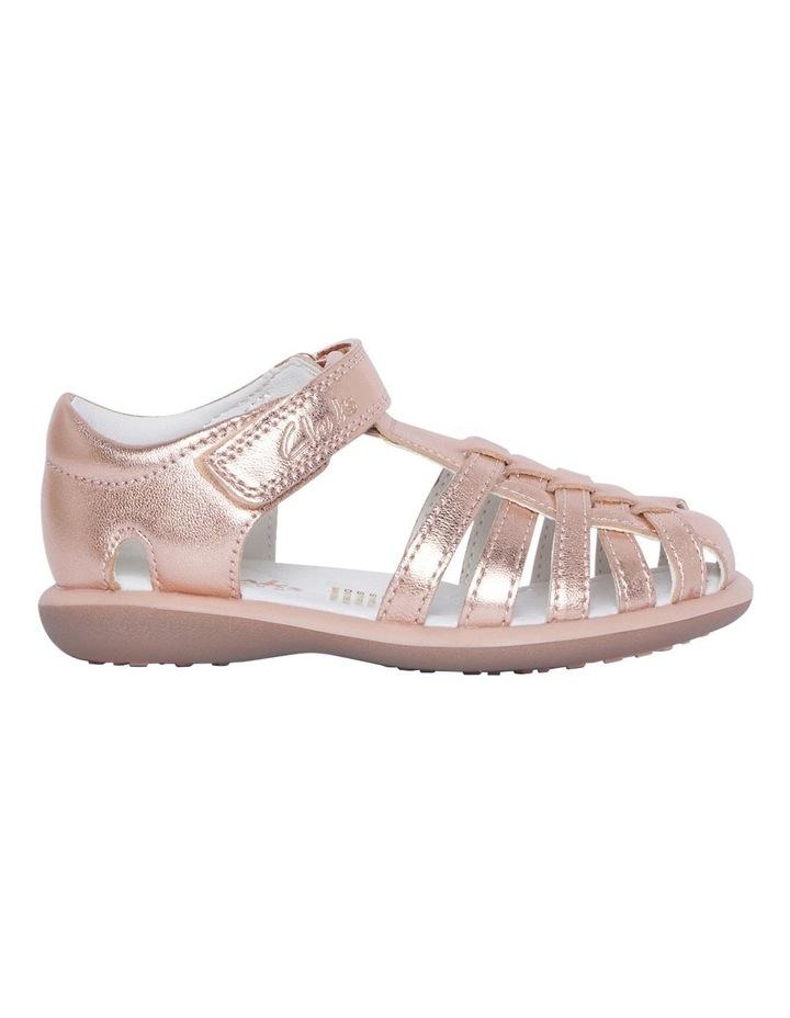 Phoebe Rose Gold Sandals image 1