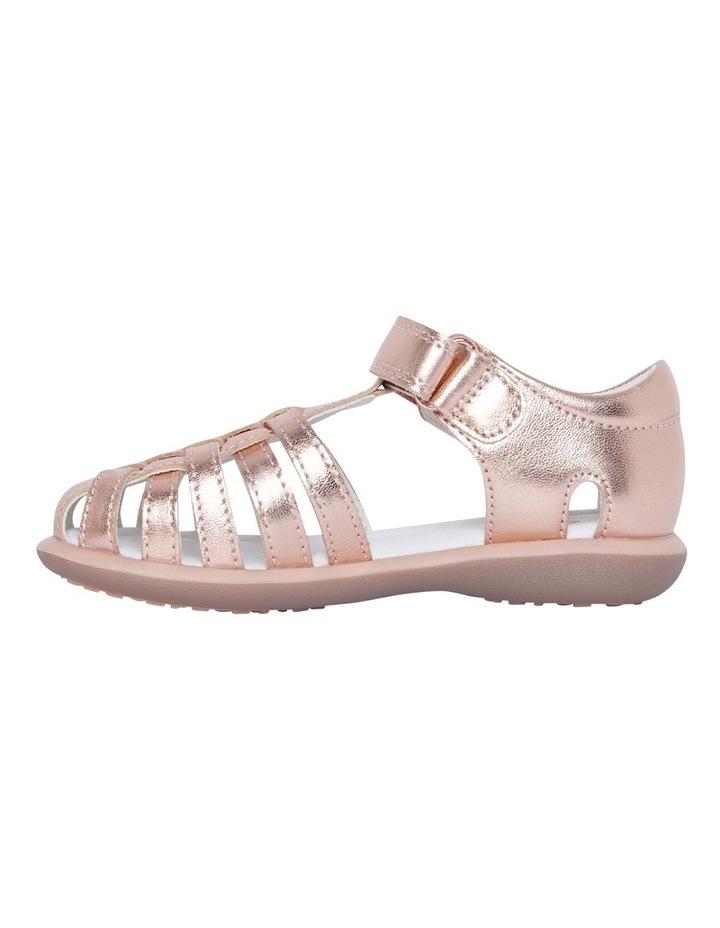 Phoebe Rose Gold Sandals image 2