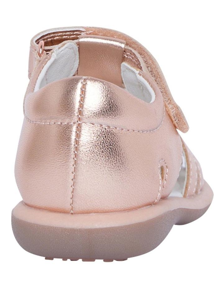 Phoebe Rose Gold Sandals image 3