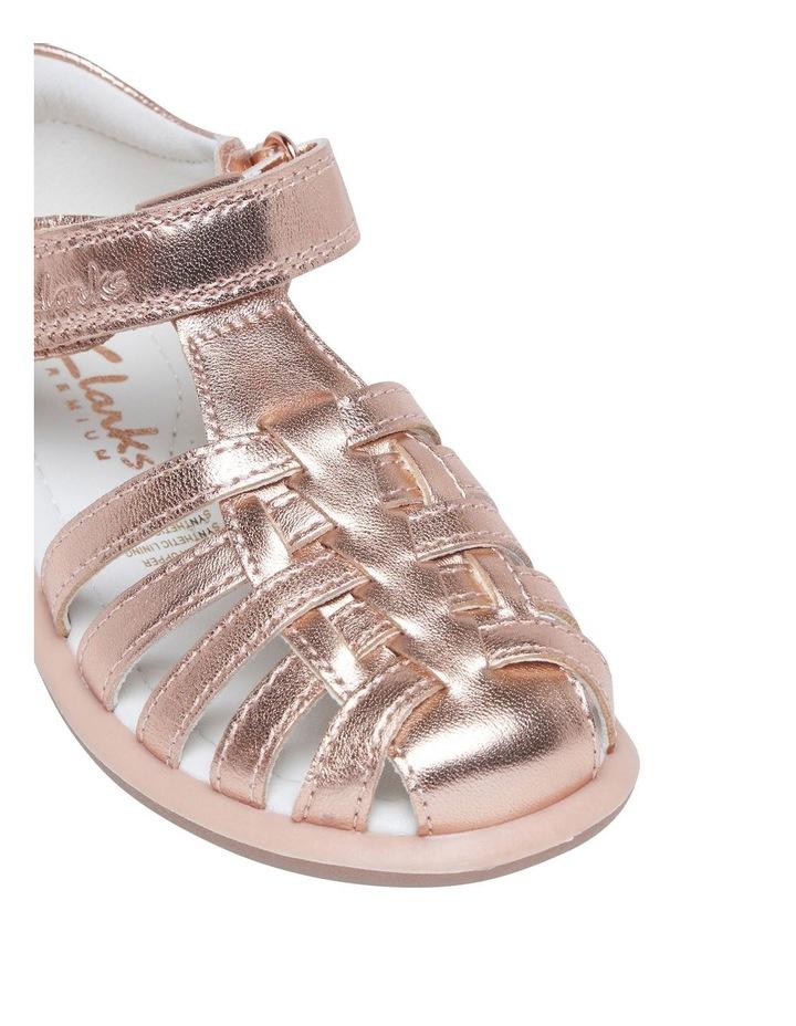 Phoebe Rose Gold Sandals image 4