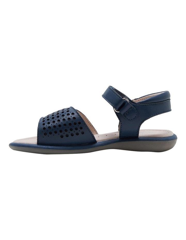 Petra Navy Sandals image 2