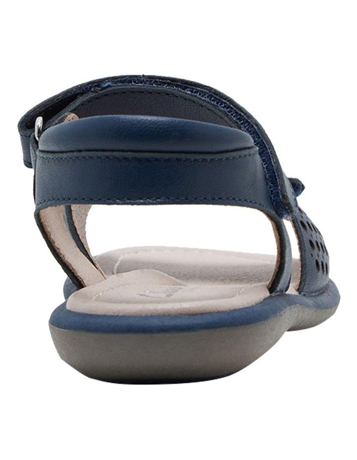 Petra Navy Sandals image 3