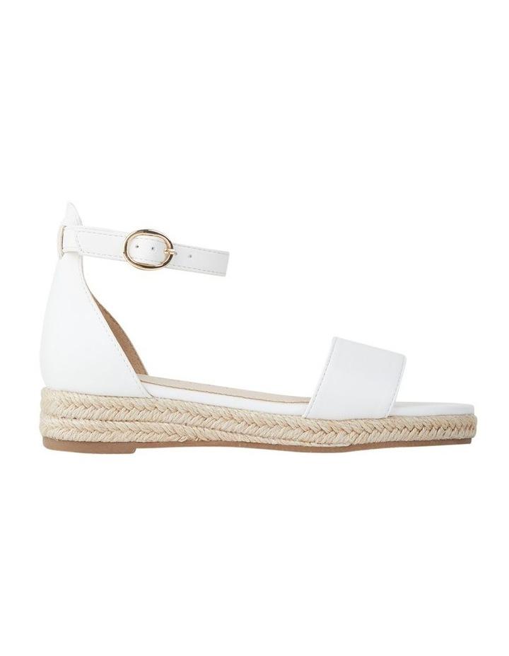 MC Livia White Sandals image 1